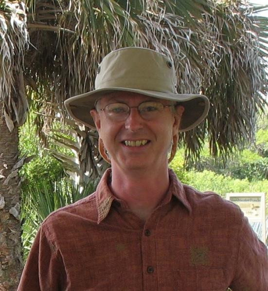 Adrian Burd in Florida